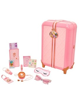 Disney Princess Style Collection Play Suitcase Travel Set by Disney