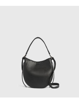 Courtney Leather Hobo Bag by Allsaints