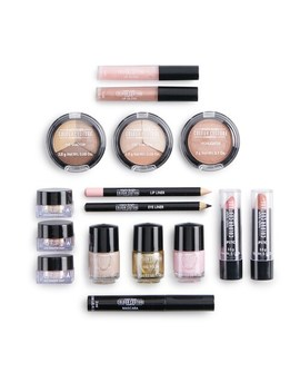 Academy Of Colour In The Nude Look Book Makeup Kit by Academy Of Colour