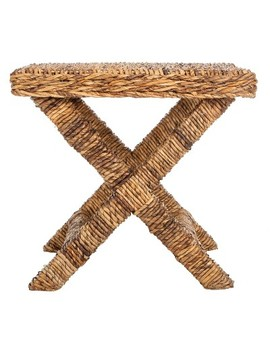 Wicker X Side Table   Safavieh® by Safavieh