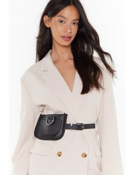 Pu Belt Bag by Nasty Gal
