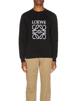 Anagram Sweatshirt by Loewe