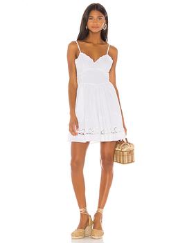 Nella Dress In White by Lpa