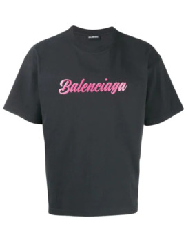 T Shirt Met Korte Mouwen by Balenciaga