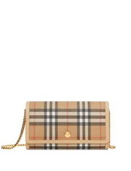 Vintage Check Mini Bag by Burberry