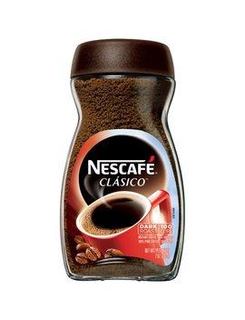 Nescafe Clasico Dark Roast Instant Coffee 7 Oz. Jar by Nescafe Clasico
