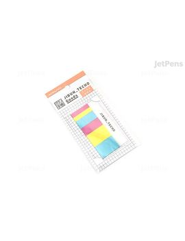 Kokuyo Jibun Techo Accessory   Film Sticky Notes   A5 Slim by Kokuyo