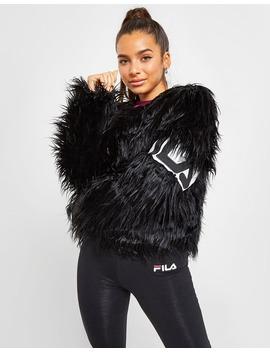 Fila Faux Fur Jacket by Fila