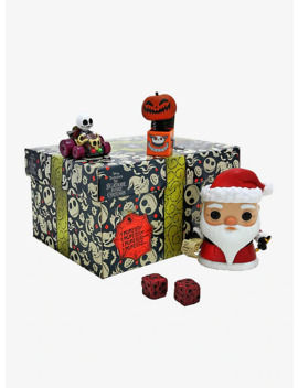 Funko Disney Treasures The Nightmare Before Christmas Box Hot Topic Exclusive by Hot Topic