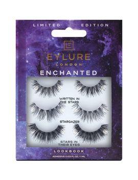 Eylure Enchanted False Lashes Lookbook by Eylure