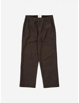 Alber Trouser   Charcoal by Folk