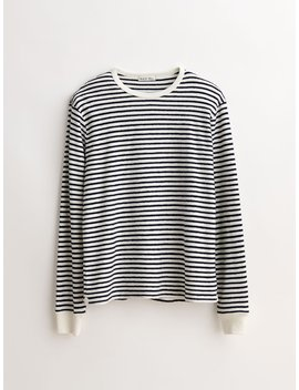 Heavyweight Striped T Shirt by Alex Mill