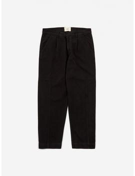 Fraction Trouser   Soft Black by Folk