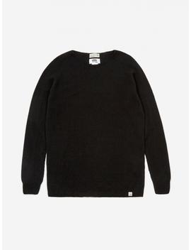 Lambswool Silk Cashmere Jumper   Black by Junya Watanabe Man
