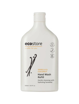 Ecostore Handwash Refill Coconut & Vanilla 500ml by Ecostore