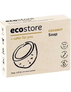 Ecostore Soap Bar Coconut 80g by Ecostore
