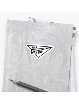 Send It Sticker by Ava Dilo