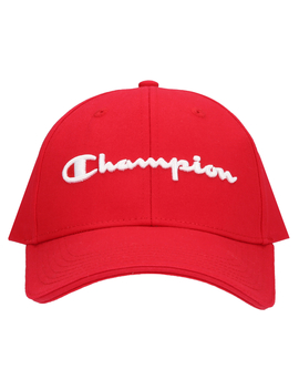 Champion Script Cap   Red by Champion