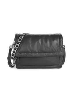 The Pillow Leather Crossbody Bag by Marc Jacobs