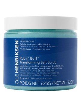 Rub N' Buff Tranforming Salt Scrub 500g by Ole Henriksen