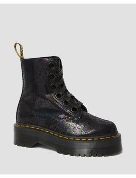 Molly Iridescent Crackle by Dr. Martens