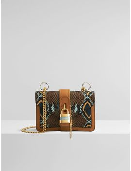 Aby Chain Mini Shoulder Bag by Chloe