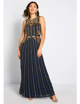 Might Come In Fancy Maxi Dress by Modcloth