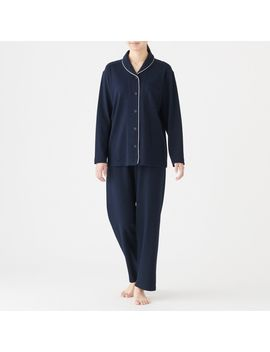 Side Seamless Smooth Pajamas by Muji