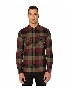 Box Flannel Shirt by Vans