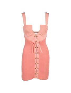Silk Mid Length Dress by Gianni Versace