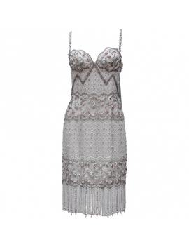 Glitter Mini Dress by Emanuel Ungaro