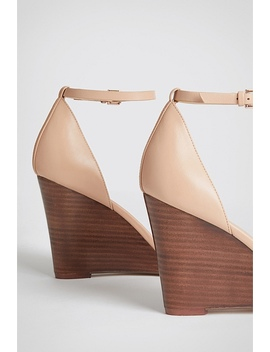 Patricia Wedge by Witchery