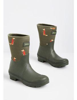 Splashing Around Rain Boots by Joules