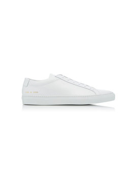 Original Achilles Leather Sneakers by Common Projects