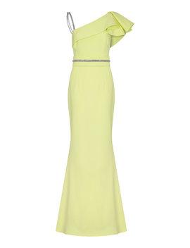 Mercedes Long Dress by Safiyaa