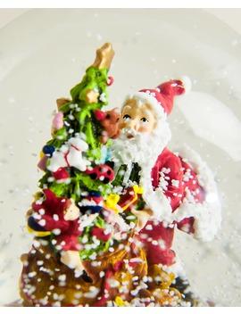 Bola Decorativa Nieve  DecoraciÓn   Navidad by Zara Home