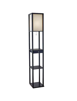 Etagere Floor Lamp With Drawer by Bed Bath And Beyond