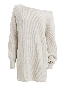 Jackie Wool Cashmere Sweater Dress by Intermix