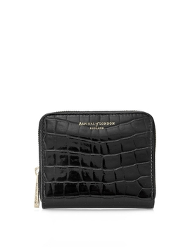 Aspinal Of London Mini Slim Continental Purse by Aspinal Of London