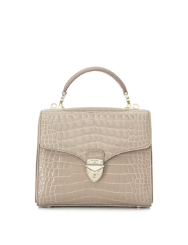 Aspinal Of London Midi Mayfair Bag by Aspinal Of London