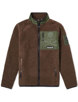 Timberland X Mastermind World Fleece Jacket by Timberland