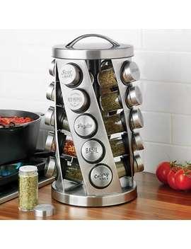 Kamenstein 20 Jar Revolving Spice Rack by Costco