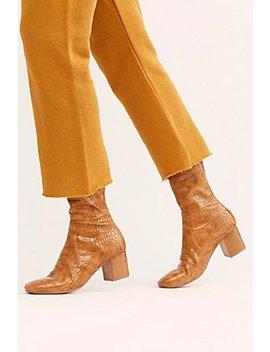 Josie Heel Boot by Silent D