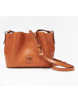 Dooney &Amp; Bourke Florentine Leather Mini Barlow Crossbody by Dooney & Bourke