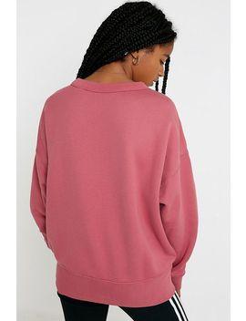 """Adidas Originals – Sweatshirt """"Vocal"""" Mit Rundhalsausschnitt In Rosa by Adidas Originals Shoppen"""