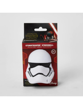 Star Wars White Stormtrooper Stressball by River Island