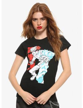 My Hero Academia Todoroiki Girls T Shirt by Hot Topic