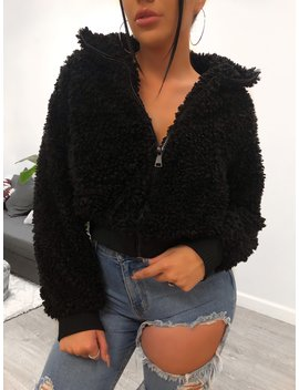 Alice Jacket (Black) by Laura's Boutique