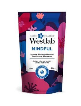 Westlab Bathing Salts Mindful 1kg by Westlab