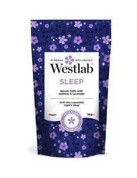 Westlab Bathing Salts Sleep 1kg by Westlab